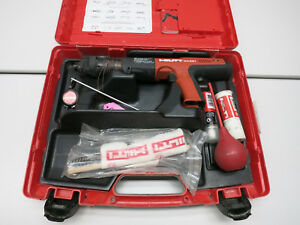 Hilti Dx 351 Powder Actuated Tool Nail Gun Dx351