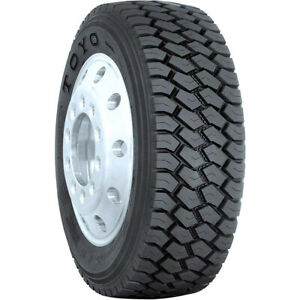 Toyo M608 245 70r19 5 136 134n H 16 Ply Drive Commercial Tire