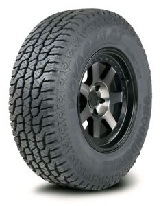 4 New Groundspeed Voyager At Lt245 75r16 Load E 10 Ply A T All Terrain Tires