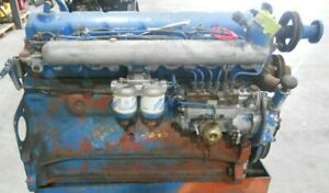 Ford Nh 8000 Early Engine