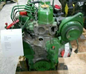 John Deere 670 Engine Jd0085