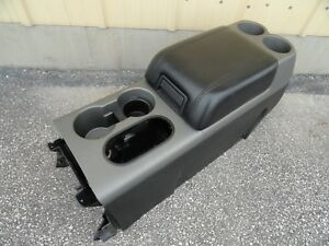 Ford F150 Floor Center Console Cup Holder 04 05 06 07 08 Storage
