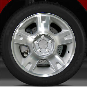 16x7 Factory Wheel sparkle Silver For 2001 2005 Ford Explorer Sport Trac