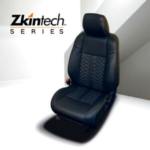 2016 2020 Tacoma Double Cab Sr5 Trd Katzkin Leather Seat Covers Kit Zkintech
