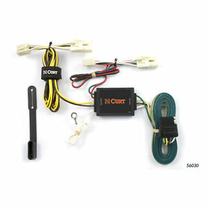 56030 Curt 4 way Flat Trailer Wiring Connector Harness Fits Scion Xb