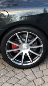 20 Inch Mercedes Benz Amg Rims And Tires