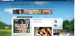 Romance Category 5 Year Old Private Used Blog For Sale Social Media Fb twitter