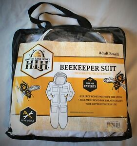 Beekeeper Suit Harvest Lane Honey Adult Small New