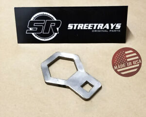 Sr Gm Ecotec 2 0 2 2 2 4l Oil Filter Offset Wrench Stainless 32mm 3 8 Drive