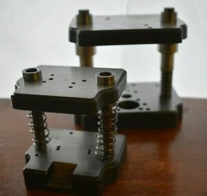 Janesville Tool Mini die Set Lot Of 2 Small And Large
