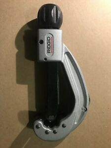 Ridgid Quick Acting Tubing Cutter Model 152 1 4 To 2 5 8 New