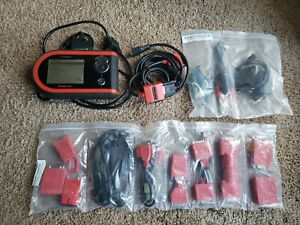 Snap On Ethos Scan Diagnostics Tool Complete With All Adapters Personally Keys