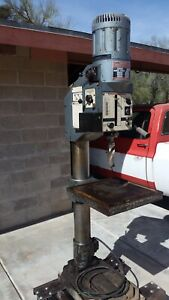 Wilton High Torque Direct Drive Drill Press