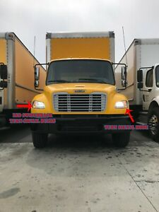 2003 2019 Freightliner M2 Led Headlight Bulbs switchback Turn Signal Drl Lamps