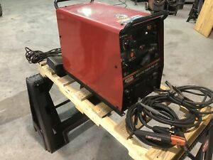 Lincoln Square Wave 175 Tig Welder