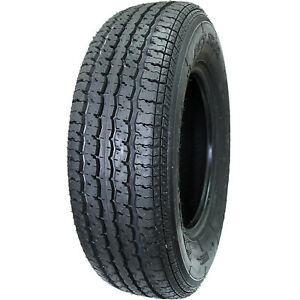 4 New Maxxis St Radial M8008 St 205 75r14 Load D 8 Ply Trailer Tires