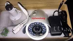 Hd H 264 1 3 Megapixel Network Bullet Ip Camera Ir 30m Poe Onvif Motion Detect
