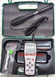 Temperature Humidity Meter Tester 2in1 K Type Thermocouple 20 1000c 1832f As847