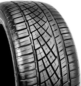 2 Continental Extremecontact Dws 06 225 45zr17 91w Used Tire 8 9 32 68590