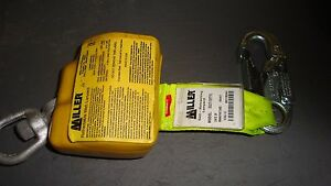Miller 8327 10 Ft Retractable Lanyard Free Shipping