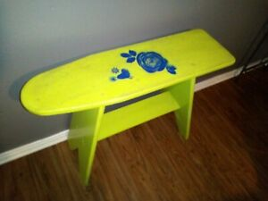 Children S Wooden Ironing Board