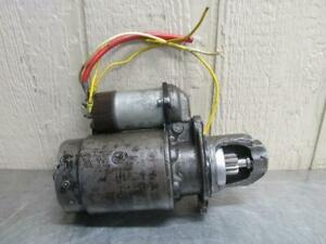 Delco Remy 1107734 Electric 12v Starter For Hyster Forklift