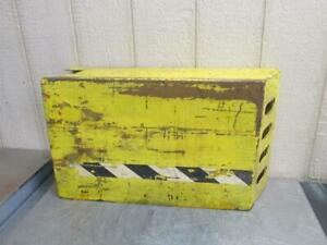 Allis Chalmers Acc 60 l ps Forklift Side Panel Door Cover Right Side