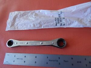 New Snap On Tools 3 8 7 16 Ratchet Wrench 12 Point Box Ratcheting R1214c