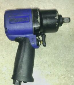 Used Napa Torque Dominator 6 1123 1 2 Drive Super Duty Air Impact Wrench