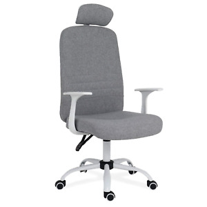 Computer Desk Task Office Chair Home Office High Back Responsive Reclining Arm
