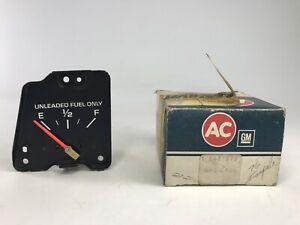 Ac Gm 6431979 Gas Gauge For 76 Impala New Old Stock