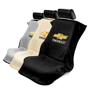 Protective Cloth Seat Cover Towel For Chevy chevy Logo From Seat Armour