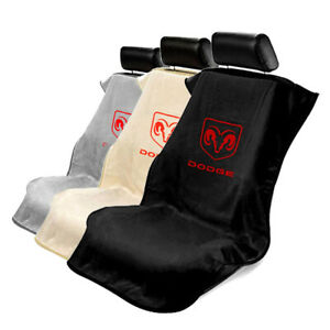 Protective Cloth Seat Cover Towel For Dodge Dodge Ram Logo From Seat Armour