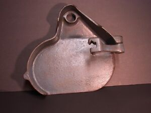Excellent 9 10k South Bend Lathe End Gear Guard Cover With Hinge