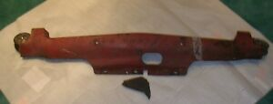 1973 Pontiac Grand Am Lower Front Center Valance Panel And Lights