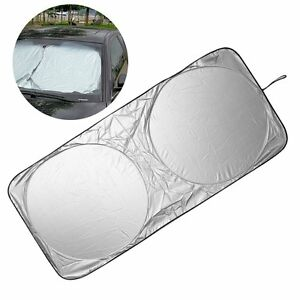 Car Windshield Sunshade Sun Shield Front Windscreen Sun Shades Uv Protection New