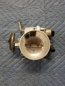 1998 2002 Ls1 Throttle Body Assembly F body Camaro Trans Am Corvette Gto Lsx