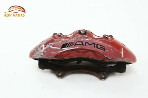 2014 2017 Mercedes S63 W222 Front Left Driver Side Brake Caliper Oem