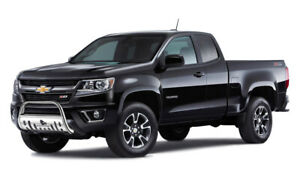 Apu 2015 2019 Chevy Colorado Canyon Stainless Bull Bar Bumper Grille Brush Guard