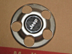 Jeep Cherokee Xj 84 01 Factory Oem Wheel Center Rim Cap Hub Cover Lug