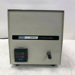 Alltech Elsd Lta Low Temperature Adaptor Tested And Working Light Wear