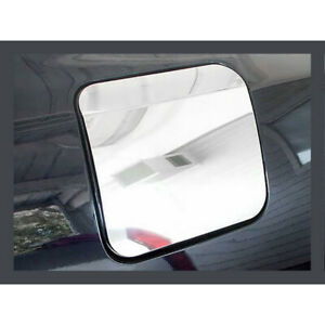 Luxury Fx Chrome Fuel Gas Door Cover For 2006 2007 Dodge Charger