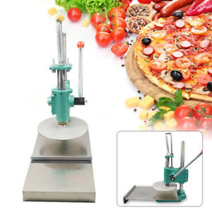 9 5 Manual Sheeter Pizza Dough Pastry Press Machine Stainless Steel Pasta Maker