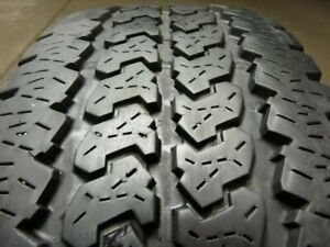 Firestone Transforce At Lt 265 70r17 121 118r Used Tire 10 11 32 58844