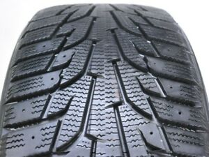 2 Hankook Winter I Pike Rs 215 50r17 95t Used Tire 9 10 32 502193