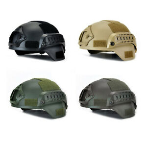 New MICH 2000 Military Airsoft Helmet Tactical Army Combat Head Protector US