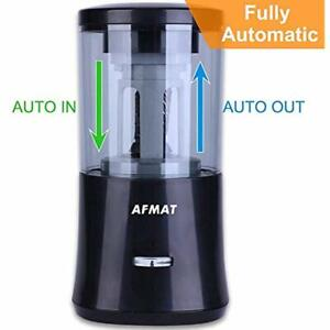 Automatic Electric Pencil Sharpener Heavy Duty Rechargeable For Classroom Fast