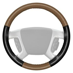 For Porsche 718 Boxster 17 19 Steering Wheel Cover Europerf Perforated Oak