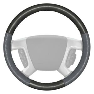 For Honda Accord 13 20 Steering Wheel Cover Europerf Perforated Charcoal