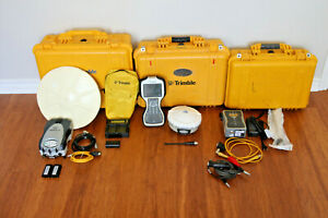 Trimble R8 Model 2 R7 Gps Gnss Glonass Rtk Survey Receiver Setup Tsc3 Tdl 450h